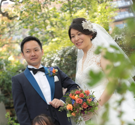春の装花 PACHON様へのウエディングで、花嫁様に言われたこと _a0042928_21565858.jpg
