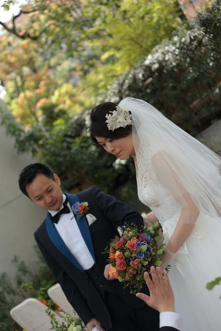 春の装花 PACHON様へのウエディングで、花嫁様に言われたこと _a0042928_215689.jpg
