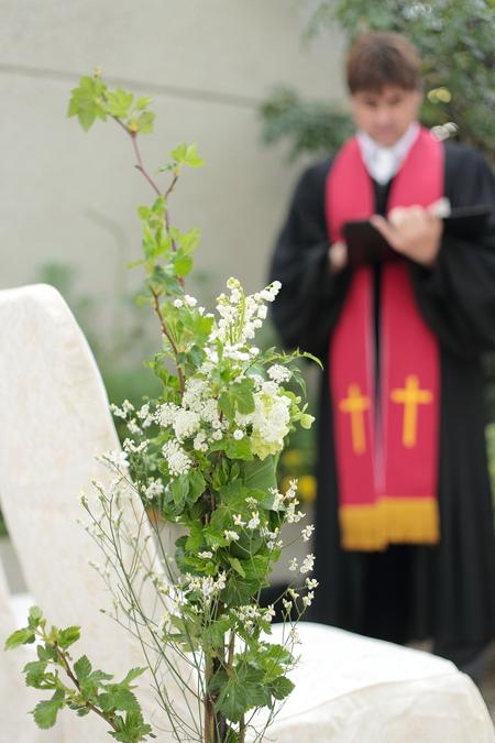 春の装花 PACHON様へのウエディングで、花嫁様に言われたこと _a0042928_2158185.jpg