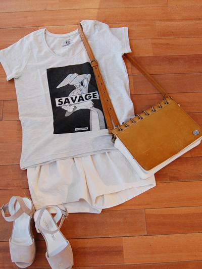 バックスバニーTシャツ♡ by azu_f0053343_16263332.jpg