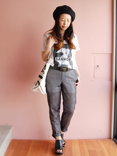 バックスバニーTシャツ♡ by azu_f0053343_16264655.jpg