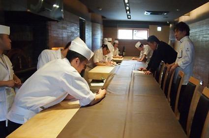 """""""祇園 さゝ木 × パティシエ エス コヤマ"""" コラボイベントが終了しました。_d0284244_1342465.jpg"""