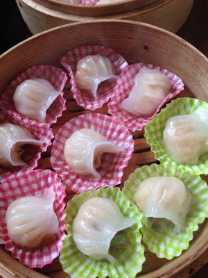蝦蒸し餃子とニラ餃子レッスン_a0175348_18234413.jpg