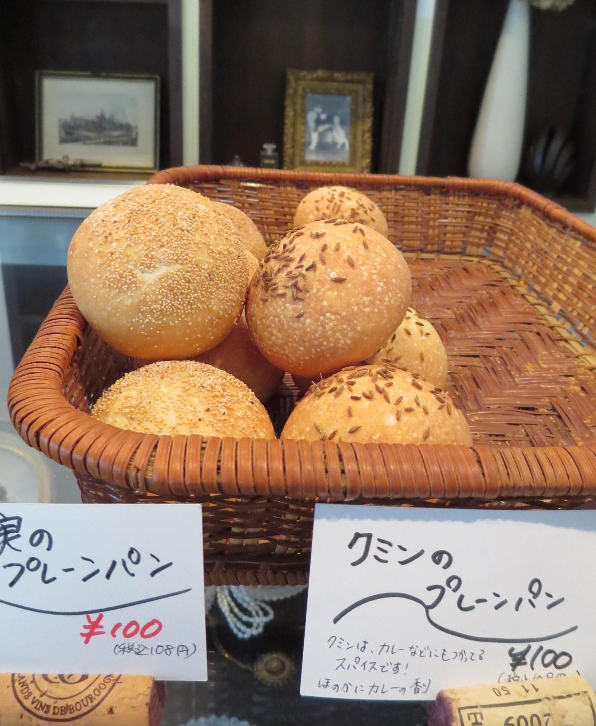 ル・シャモイーヴルのパン屋さん♪ <閉店>_f0236260_2382717.jpg