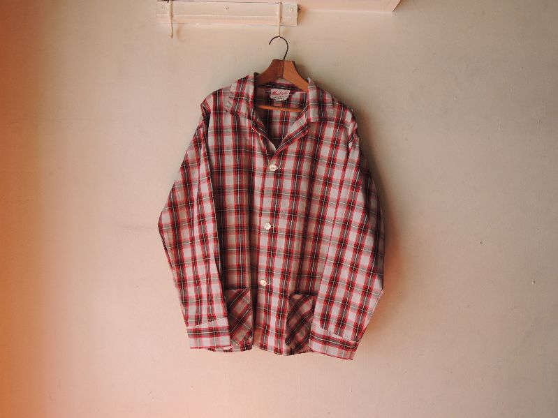 50S60S PAJAMA SHIRTS--RECOMMEND--_c0176867_194164.jpg