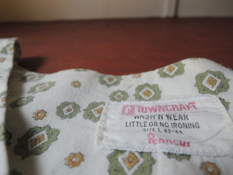 50S60S PAJAMA SHIRTS--RECOMMEND--_c0176867_1983183.jpg