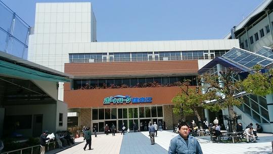 住之江公園周辺。_d0136282_12433485.jpg