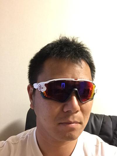 金栄堂サポート:MINOURA大垣レーシング・佐野伸弥選手アイウェアインプレッション!_c0003493_933442.jpg