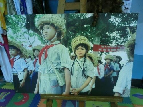 ベトナムの旅 その2 命展複製画展_f0269910_17092435.jpg