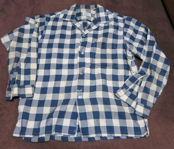 アメリカ仕入れ情報#55 60\'S BRENT BLOCK チェック shirts!_c0144020_14562759.jpg
