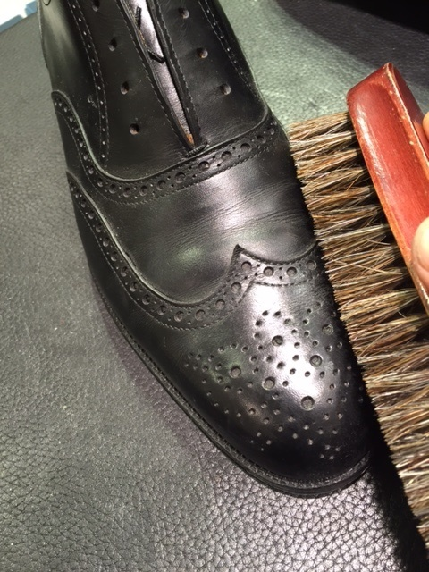 靴磨き_b0226322_20142435.jpg