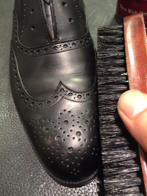 靴磨き_b0226322_20160623.jpg