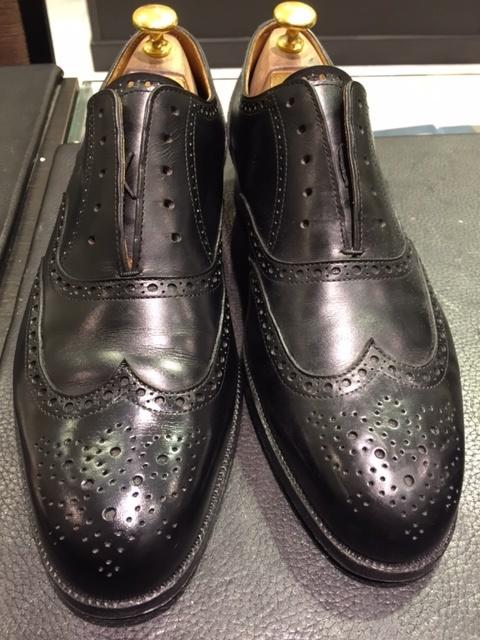 靴磨き_b0226322_20165416.jpg