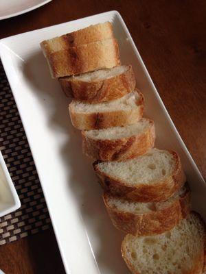 フランスパンとガトーショコラ_a0175348_1273218.jpg