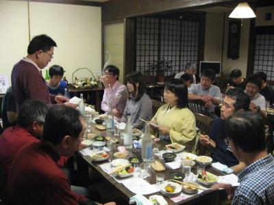 清酒 亀泉を楽しむ夕食会_f0006356_15113427.jpg
