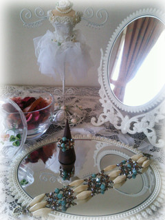 ❀Ethnic Bracelet & Ethnic Ring❀_c0368764_18253410.jpg