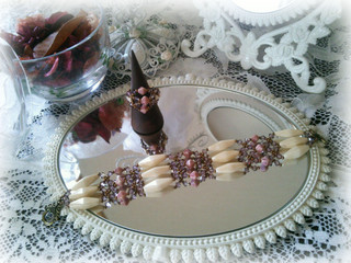 ❀Ethnic Bracelet & Ethnic Ring❀_c0368764_18253411.jpg