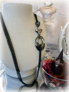 ❀Antique Middle Necklace & Antique Middle Ring❀_c0368764_18253490.jpg