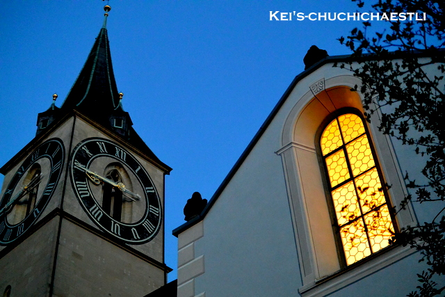 Mittagtischとチューリッヒにコンサートに行ってきました。_c0287366_23495611.jpg
