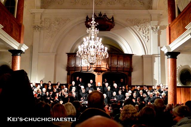 Mittagtischとチューリッヒにコンサートに行ってきました。_c0287366_23515368.jpg