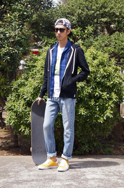 N.HOOLYWOOD - APPLE TEE 70\'S Style!!_f0020773_20364843.jpg