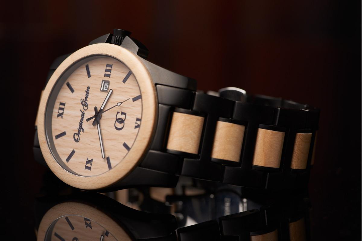 「ORIGINAL GRAIN watch」_f0208675_1963126.jpg