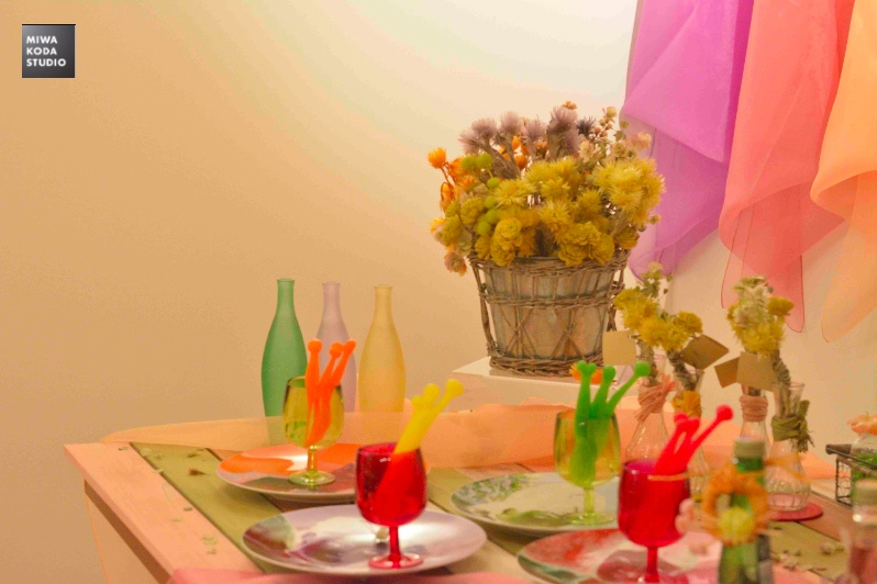April 21, 2015春のピクニックテーブ:アウトドア音楽Spring Picnic Table:Outdoor Music_a0307186_820754.jpg