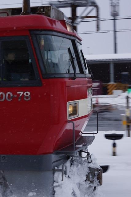 藤田八束の北国の列車を訪ねる旅:北国の列車たち、極寒風雪の中で頑張っています_d0181492_170395.jpg