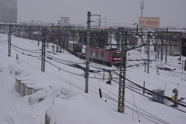 藤田八束の北国の列車を訪ねる旅:北国の列車たち、極寒風雪の中で頑張っています_d0181492_1714474.jpg