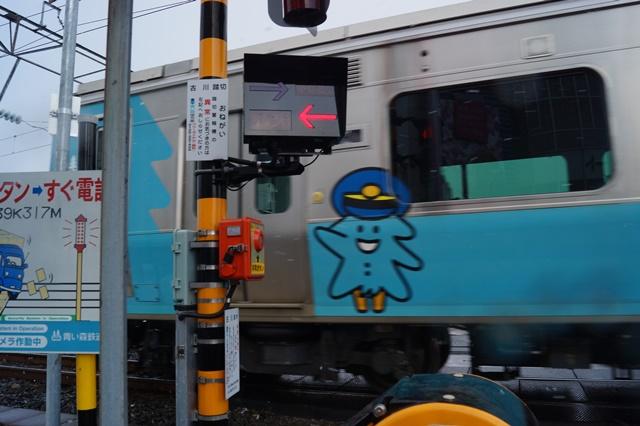 藤田八束の北国の列車を訪ねる旅:北国の列車たち、極寒風雪の中で頑張っています_d0181492_176386.jpg