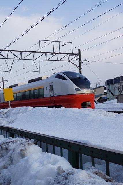 藤田八束の北国の列車を訪ねる旅:北国の列車たち、極寒風雪の中で頑張っています_d0181492_1764663.jpg