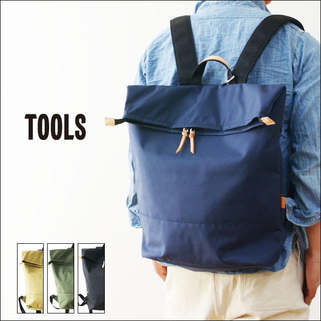 SLOW (TOOLS BY SLOW) [スロウ] TOOLS PACK HOLD RUCKSACK [811T02D] MEN\'S/LADY\'S_f0051306_20595692.jpg
