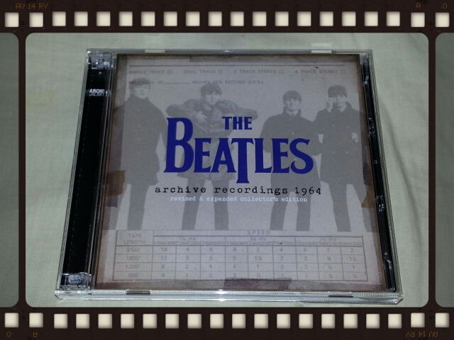 the Beatles archive recordings 1964 revised & expanded collector\'s edition_b0042308_16301310.jpg