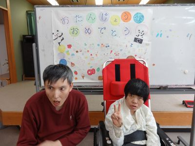 4/19 誕生日喫茶_a0154110_1611014.jpg
