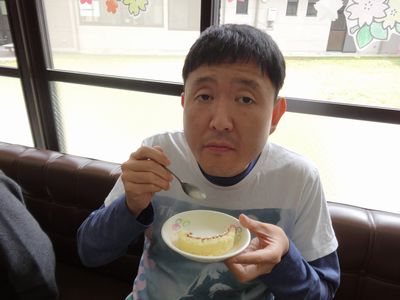 4/19 誕生日喫茶_a0154110_1612872.jpg