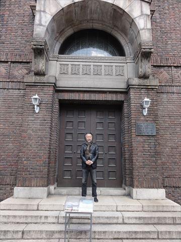 大阪レトロビル ⑨ 大阪教会_f0034816_1135641.jpg