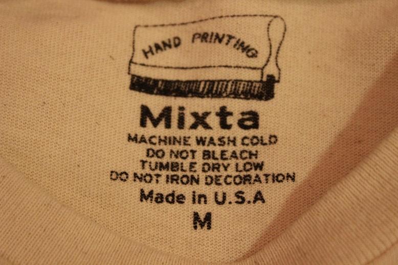 Mixta  ~Made in U.S.A~ ご紹介_f0191324_940783.jpg