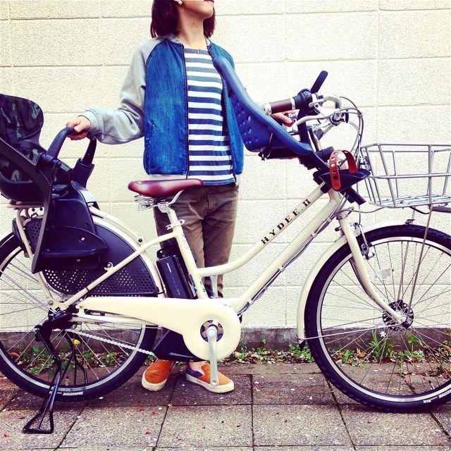 「HYDEE.Ⅱ 滝沢眞規子 限定モデル 」ハイディ2 ビッケ2e おしゃれ 自転車  mama 電動  ステップクルーズ _b0212032_2021249.jpg