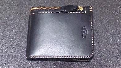 誕生日プレゼントで貰った大事な財布 『テスタ』二つ折り財布_c0364960_21062724.jpg