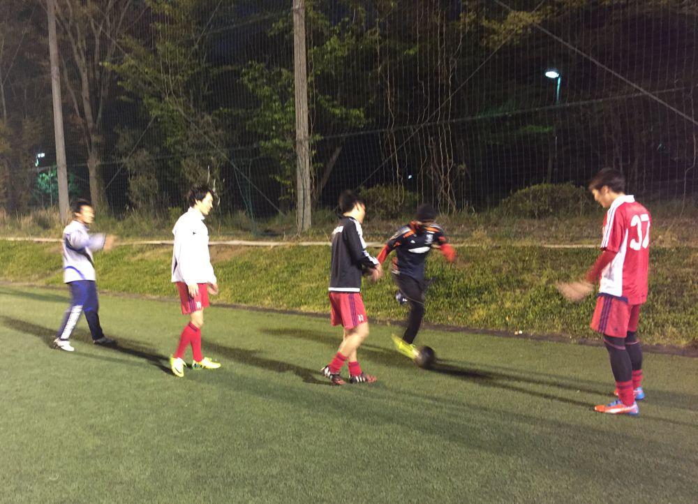 練習試合vs日本体育大学_a0109270_1561738.jpg