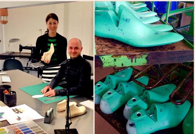 イタリア紀行 ファミリーの絆から生まれる靴のマイスター!_a0138976_16441710.jpg
