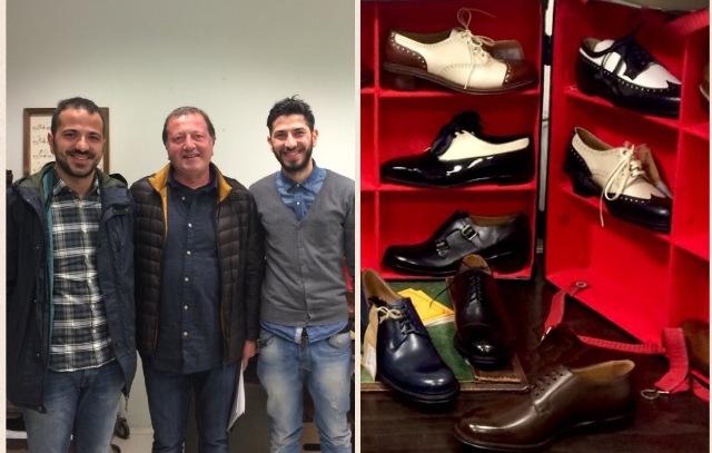 イタリア紀行 ファミリーの絆から生まれる靴のマイスター!_a0138976_16455913.jpg