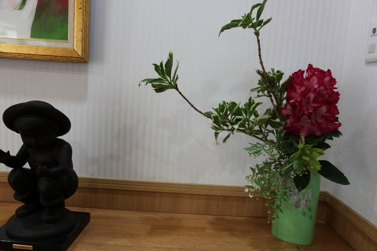 季節の花・旬の竹の子_b0277979_17344244.jpg