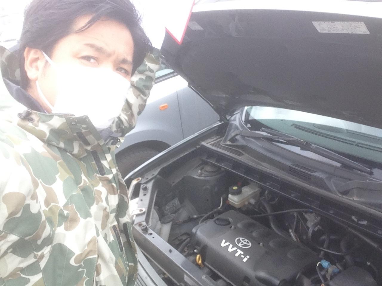 4月21日(火)アウトレット☆K様パジェロご成約♪♪ワカブロ☆_b0127002_181712.jpg