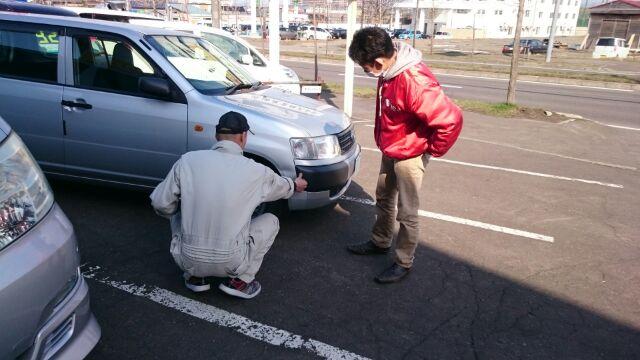 4月21日(火)アウトレット☆K様パジェロご成約♪♪ワカブロ☆_b0127002_18283697.jpg
