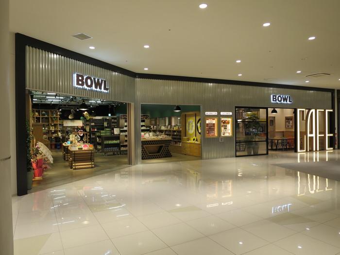ららぽーと富士見店のブックカフェBOWLとヤオコーの書籍売場_a0018105_1705344.jpg