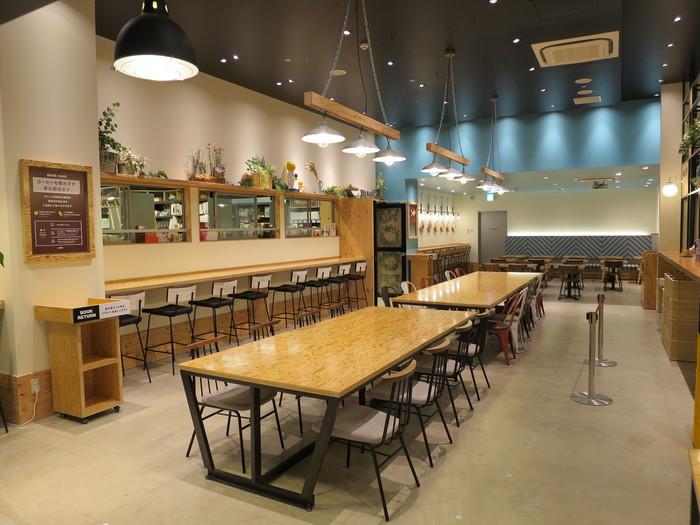 ららぽーと富士見店のブックカフェBOWLとヤオコーの書籍売場_a0018105_1741262.jpg