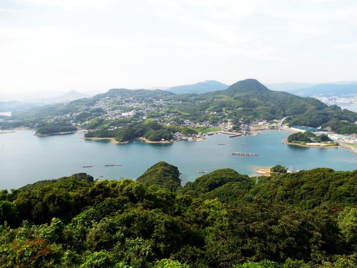 九十九島の展望台、展海峰_d0116009_1432891.jpg