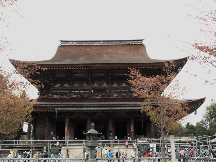 吉野山 千本桜 & 京の遅咲き 桜旅 _d0150720_1715027.jpg