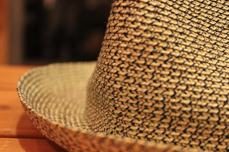 "\""SAN FRANCISCO HAT\"" エクアドル産PANAMA HAT ご紹介_f0191324_10105671.jpg"